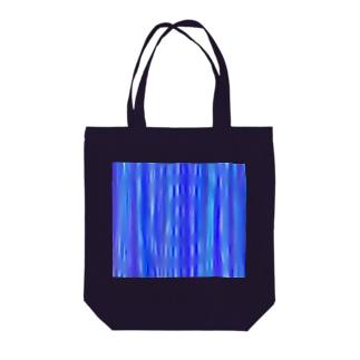 雨の波紋 Tote bags