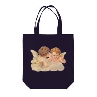Rena0610の天使👼 Tote bags