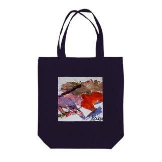 踊り子 Tote bags