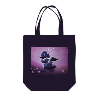 【射手座】 Tote bags