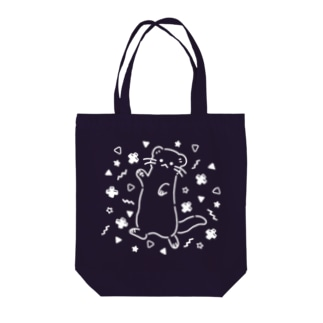 80'sファンシー系いたち Tote bags