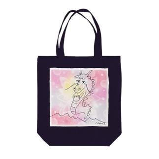 I Love Ryu☆ Tote bags