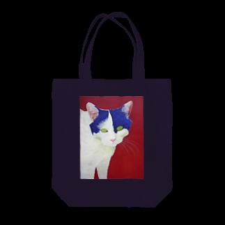 omuramのつちざわのねこ Tote bags