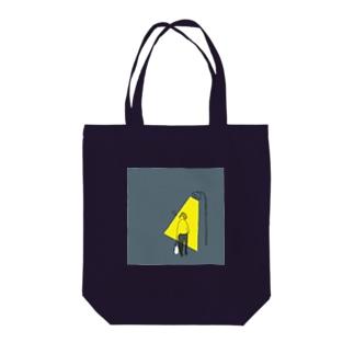 コンビニTシャツ Tote bags
