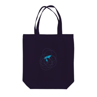 GUPPY(青) Tote Bag