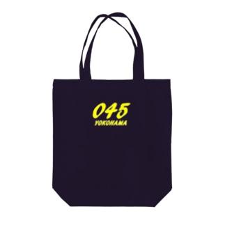 YOKOHAMA045グッズ Tote bags
