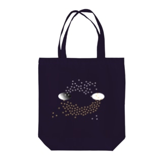 木犀holes Tote bags