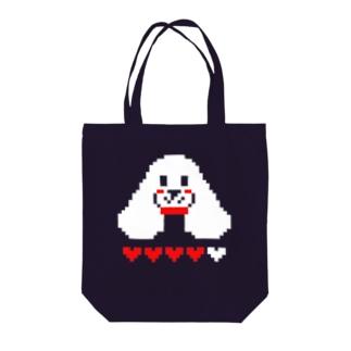 アメリカンコッカードット絵 Tote bags