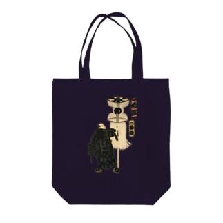 江戸の花子供遊び 二番組め組 トートバッグ Tote bags
