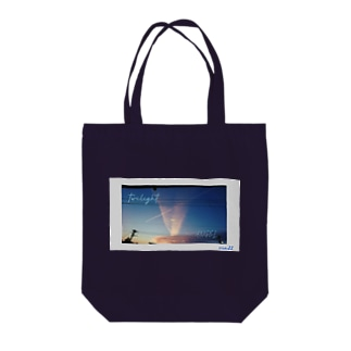twilight an ANGEL Tote bags