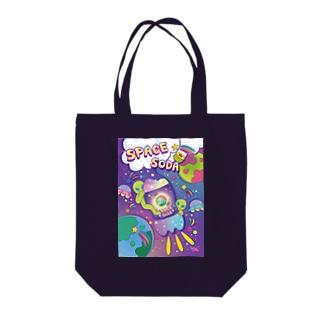 🪐SPACE⭐️SODA🪐 Tote Bag