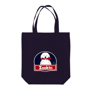 ZOOKISS×グレートピレニーズ Tote bags