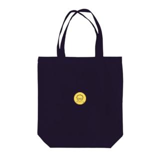 【独学応援サロン】めがねロゴ Tote bags