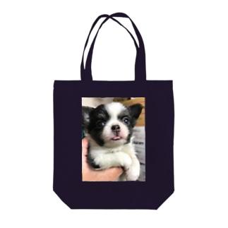 チビチワ Tote bags