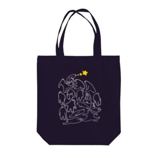 かんがえごと Tote bags