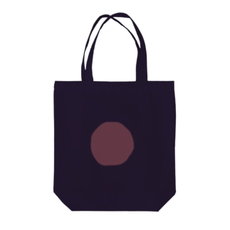 デカくて赤い月 Tote bags