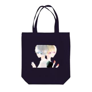 詩ノ宮 Tote bags