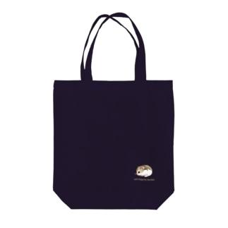 ジャンガリアンハムスター Tote bags