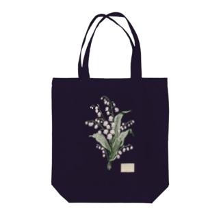 谷間の姫百合 Tote bags
