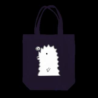 宮澤寿梨のじゅ印良品の『半じゅジラ』トートバッグ カラー選択可能トートバッグ