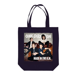 One Direction Tote bags