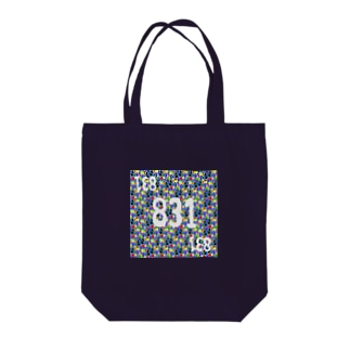 831a Tote bags