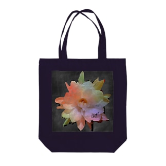 Night queen(collar) Tote bags