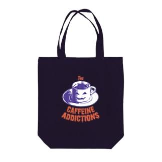 Theカフェイン中毒ズ(Halloween) Tote Bag