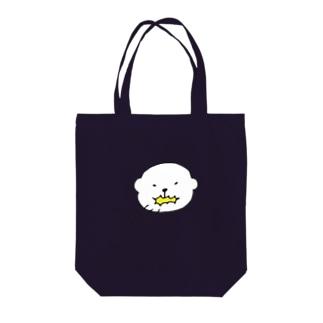 ぶえっくしょん! Tote bags