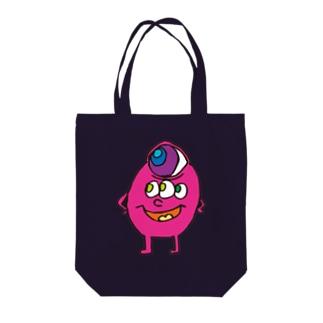 うちゅうちゃん Tote bags