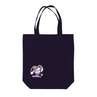 一ノ瀬彩ちびキャラ:LOGO付【ニコイズム様Design】 Tote bags