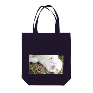 ミミチャ Tote bags