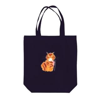 おのらさん Tote bags