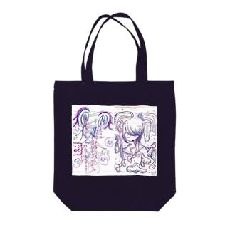 授業 Tote bags