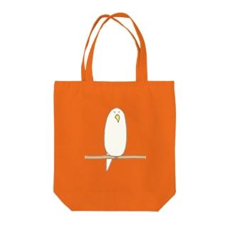 とりきちの疑わしい何か Tote bags