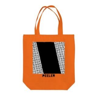 PEELER-07(A) Tote bags