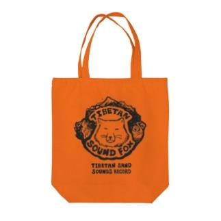 チベタン サンド サウンズ・レコード Tote bags