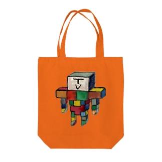 テレビくん📺 Tote bags