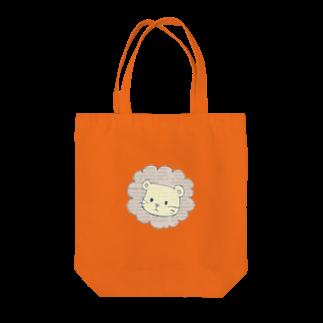 MEWのらいおん Tote bags
