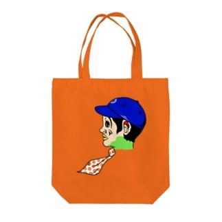 BOY Tote bags