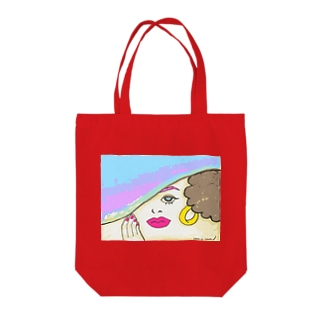 spin a yarn Tote bags