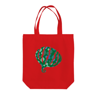 Katsuのgreensxart トートバッグ