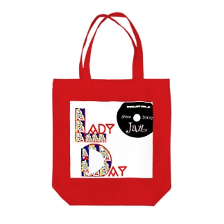 LadyDayアニメロゴグッズ Tote bags