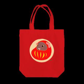 nins・にんずのモル達磨 Tote bags