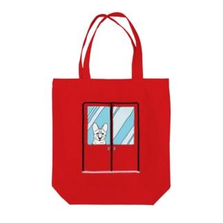 おでかけサーバル Tote bags