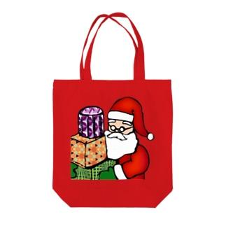 Logic RockStar ICON  Santa Tote bags