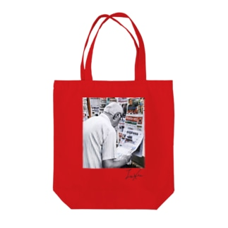 Newspaper/retro  Tote bags