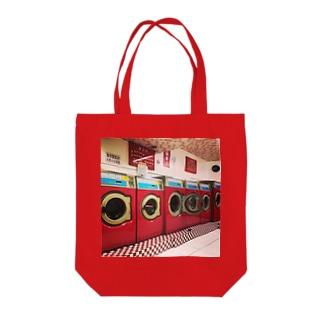 ウォーターグルグル Tote bags