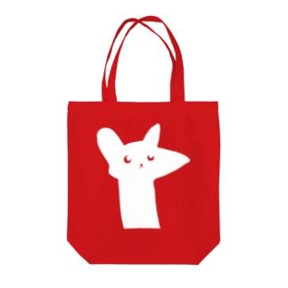 ラッキー猫 トートバッグ