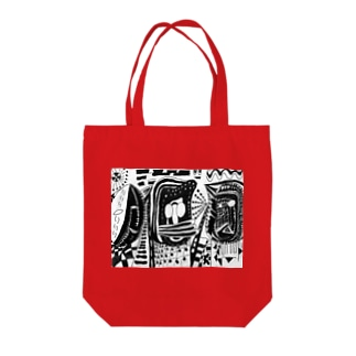 Folklore Tote bags